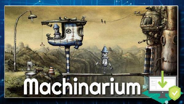 Saiba tudo sobre Machinarium