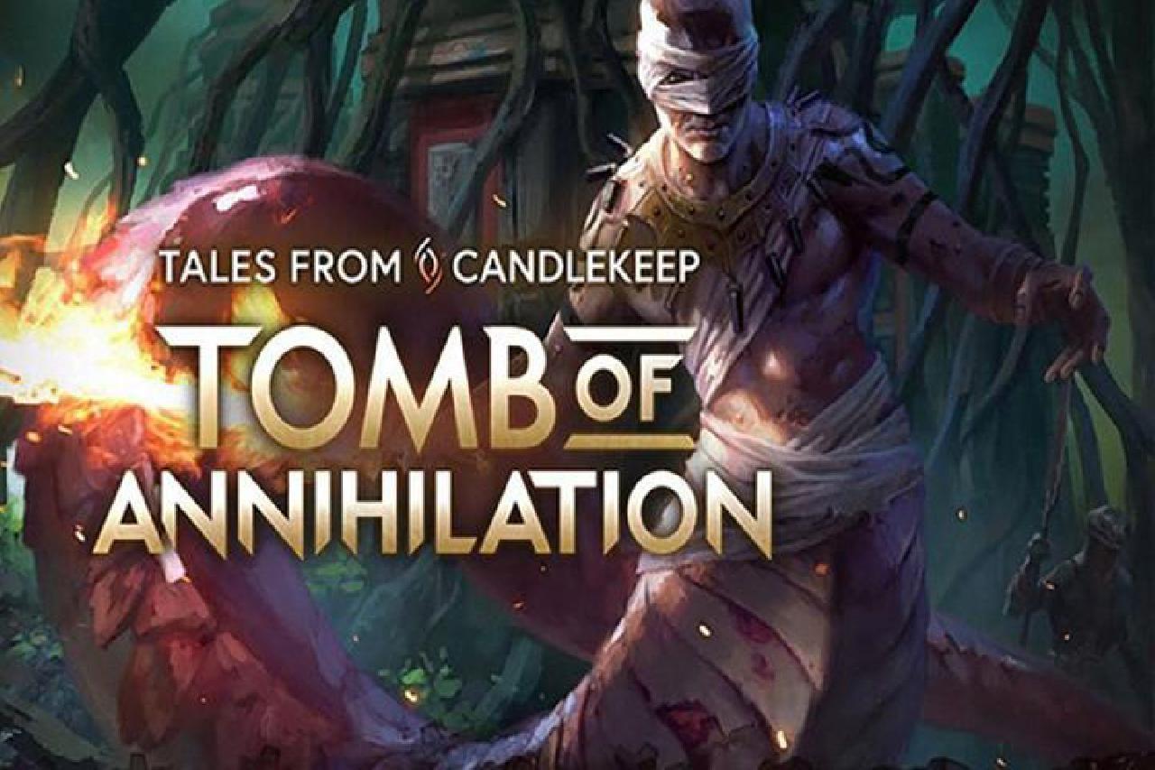 Tales from Candlekeep Tomb of Annihilation Saiba tudo sobre